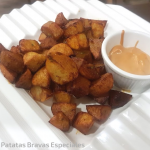 patatas bravas especiales de la casa